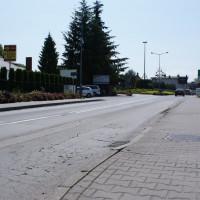 Remont odcinka ul. Bielskiej i Żorskiej
