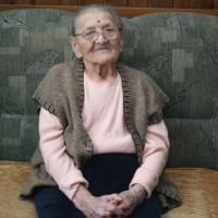 102. urodziny pani Zofii