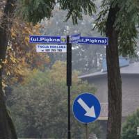 Nowe oznakowanie ulic na osiedlu