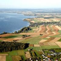 Wstępna koncepcja trasy rowerowej wokół jeziora gotowa!