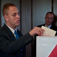 Nowy przewodniczący os. Piastów