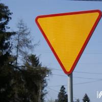 Nowe znaki na osiedlu