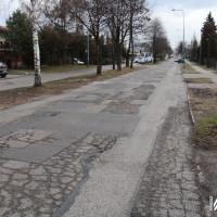 Inwestycje drogowe na osiedlu - ul. Słoneczna