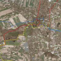 Szlaki rowerowe i turystyczne na ORSIP