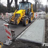 Budowa przejścia dla pieszych przy ul. Sznelowiec