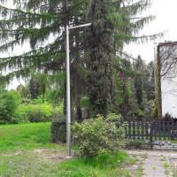 Nowe oświetlenie przy ul. Szmaragdowej