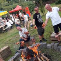 Fiesta Kolonia - wspólne ognisko