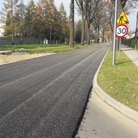 Zdrojowa i Jeziorna - pora na chodniki, ciągi rowerowe i zjazdy