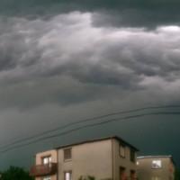 Synoptycy ostrzegają przed burzami!
