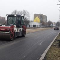 Nowa nakładka asfaltowa na ul. Marii Skłodowskiej-Curie